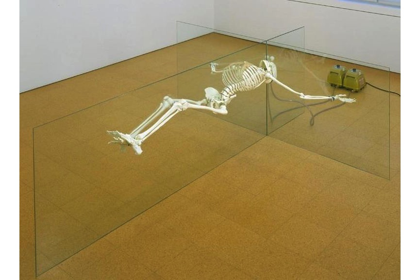 Damien Hirst - Rehab is for Quitters, 1998-1999.