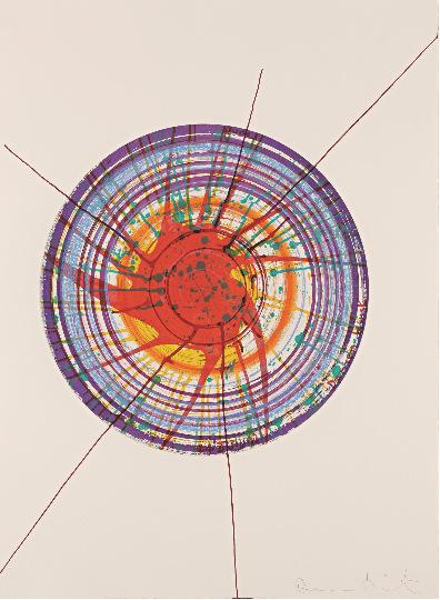 Damien Hirst-Round-2002