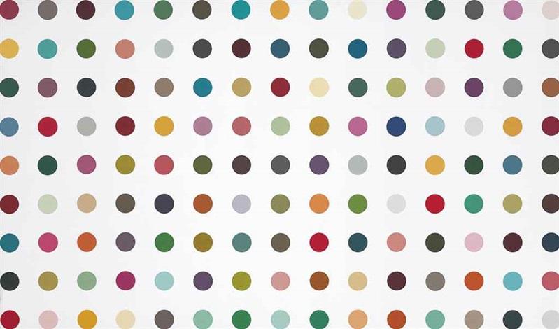 Damien Hirst-Rubidium Chloride-2006