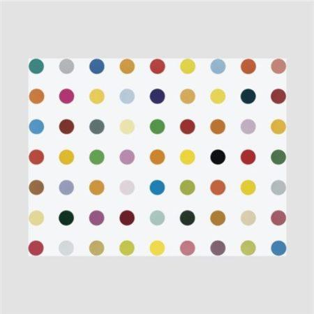 Damien Hirst-Rubidium Chromate-2008
