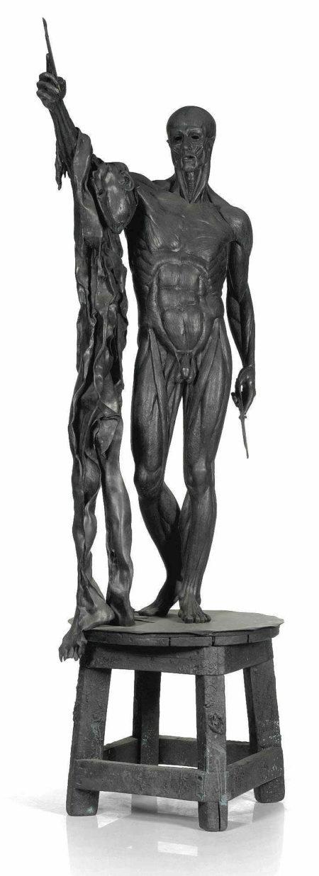 Damien Hirst-St. Bartholomew, Exquisite Pain-2006