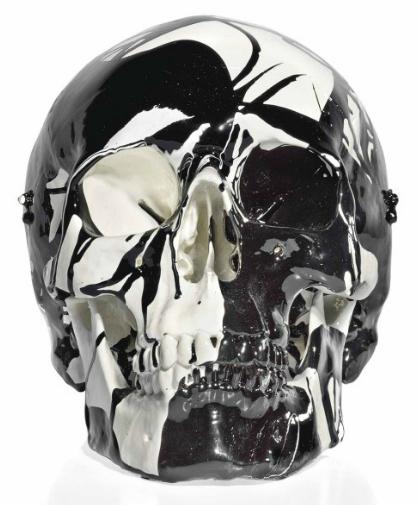 Damien Hirst-Selective Seratonin Reuptake Inhibitor Head-2008