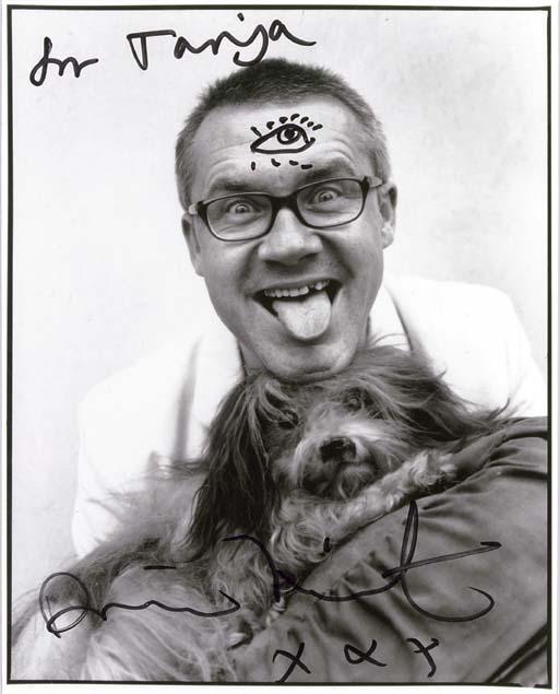 Damien Hirst-Self Portrait-2002