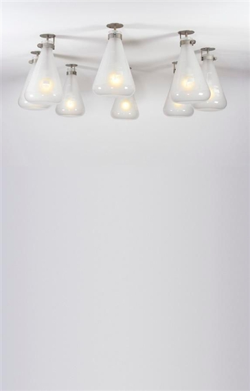 Damien Hirst-Set of Eight 5000ml Lights-1998