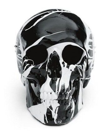 Damien Hirst-Shock Treatment (Electroconvulsive Therapy) Head-2008