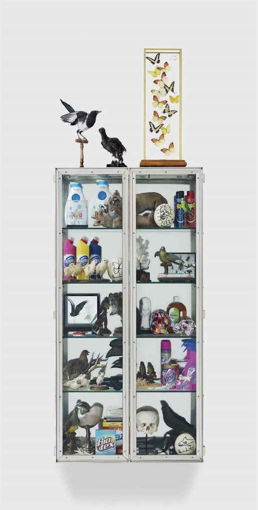 Damien Hirst-Signification (Hope, Immortality and Death in Paris, Now and Then)-2014