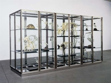Damien Hirst-Something Solid Beneath the Surface of all Creatures Great and Small-2001