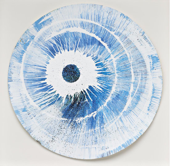 Damien Hirst-Spin-2005