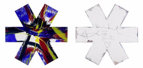 Damien Hirst-Spin-2009