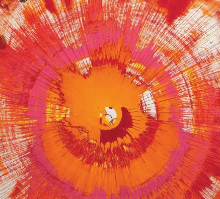 Damien Hirst-Spin Painting-2005