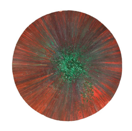 Damien Hirst-Spin Painting-