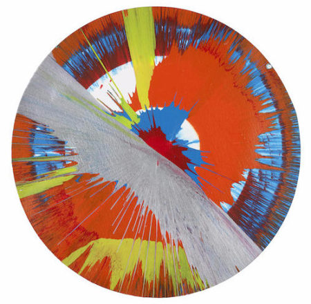 Damien Hirst-Spin Picture-2005