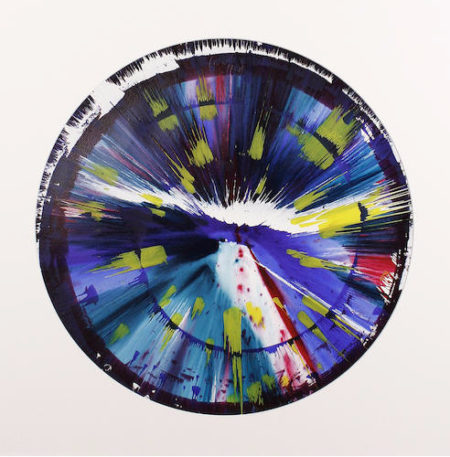 Damien Hirst-Spin Picture-2009
