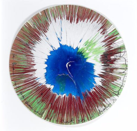 Damien Hirst-Spin Picture-