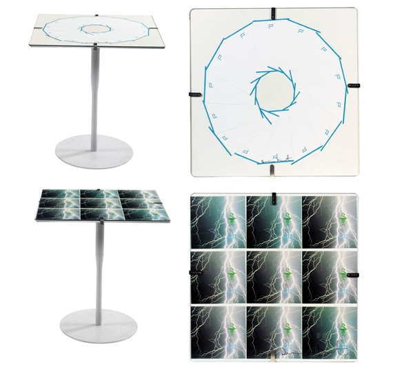 Damien Hirst-Square Tables-1998