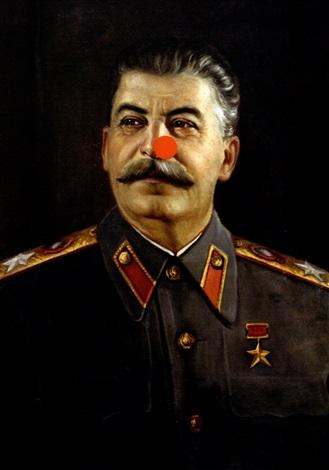 Damien Hirst-Stalin-2006