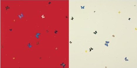 Damien Hirst-Strawberries and Cream-2008