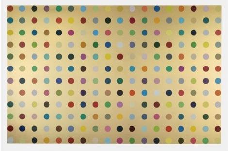 Damien Hirst-Tetrachloroauric Acid-2008