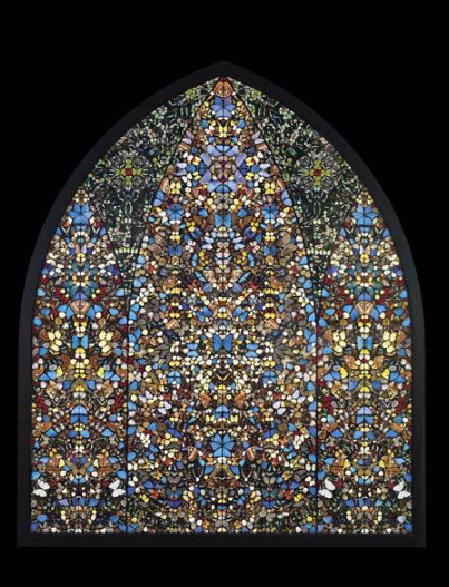 Damien Hirst-The Importance of Elsewhere, the Kingdom of Heaven-2006