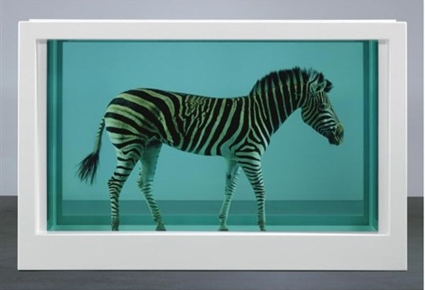 Damien Hirst-The Incredible Journey-2008