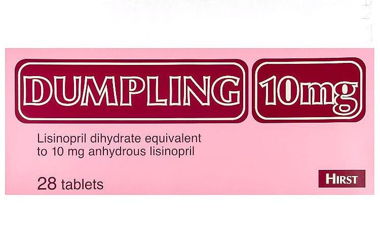 Damien Hirst-The Last Supper Series: Dumpling-1999