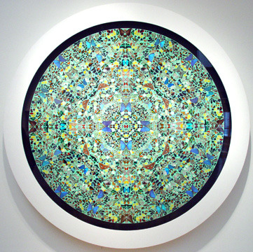 Damien Hirst-The Most Beautiful Thing in the World-2003