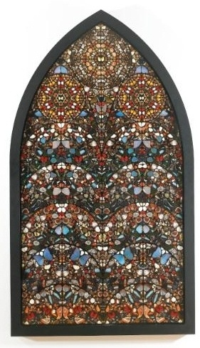 Damien Hirst-The Old Fool's Paradise-2006