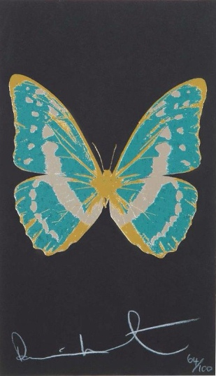 Damien Hirst-The Souls-2011