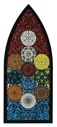 Damien Hirst-The Tree of Life-2008