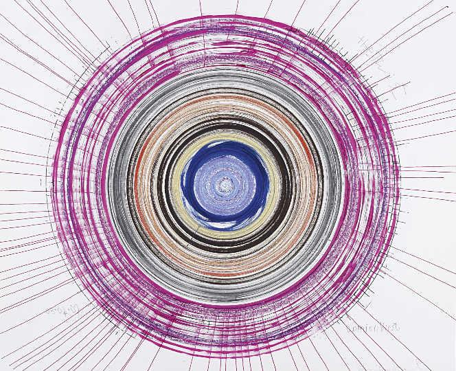 Damien Hirst-The Twist-2002