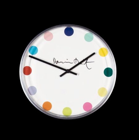 Damien Hirst-Time-2000