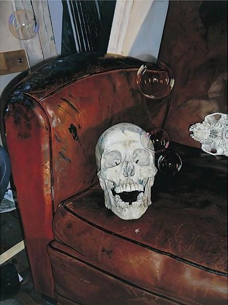 Damien Hirst-Transience Painting 1-2008