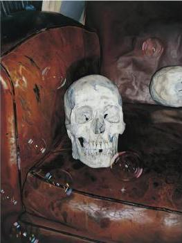 Damien Hirst-Transience Painting 2-2008