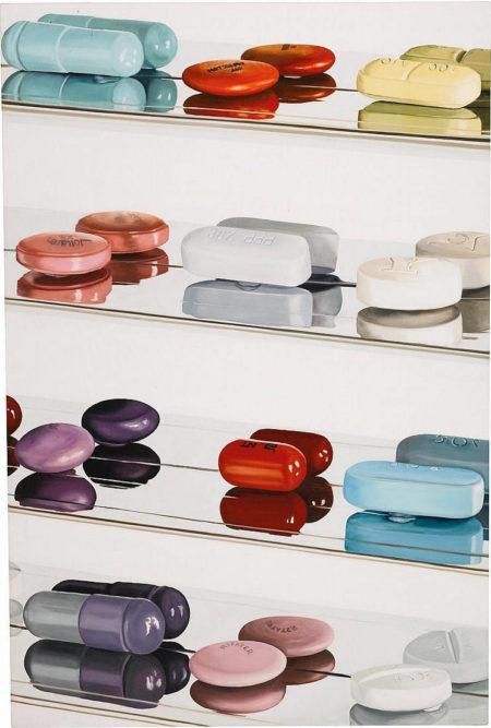 Damien Hirst-Twelve Pills-2005