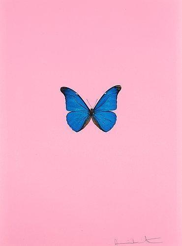 Damien Hirst-Untitled 05 (New Beginnings)-2011