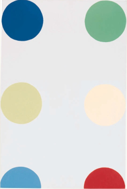 Damien Hirst-Untitled-1996