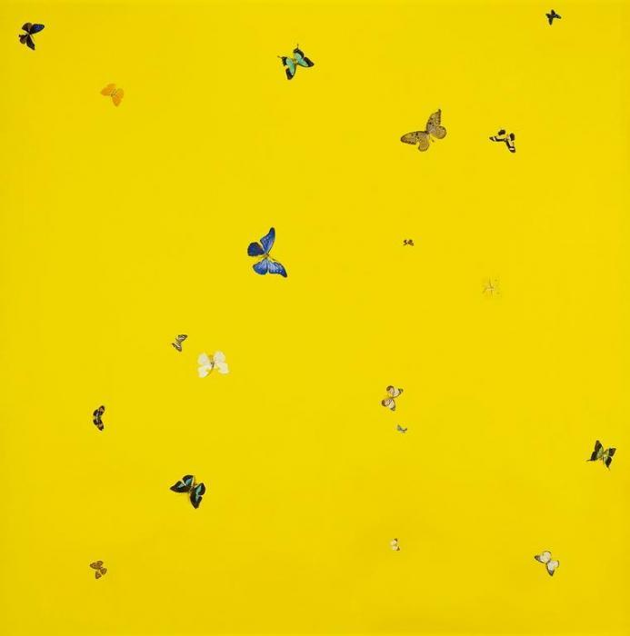 Damien Hirst-Untitled-2007