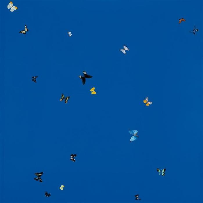 Damien Hirst-Untitled-2007