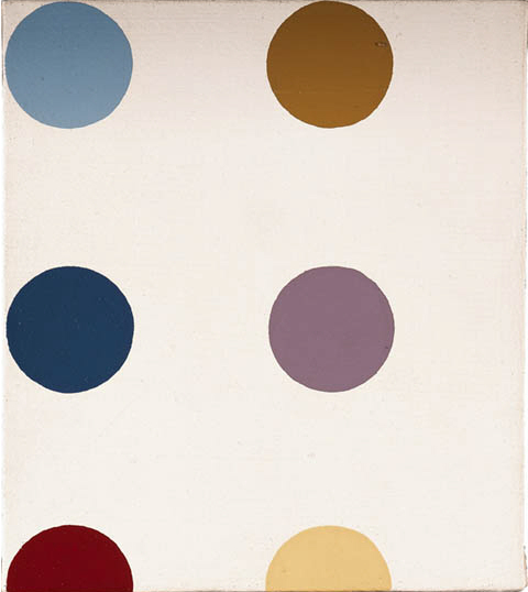 Damien Hirst-Untitled-