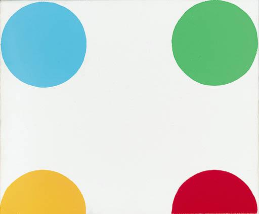 Damien Hirst-Untitled-