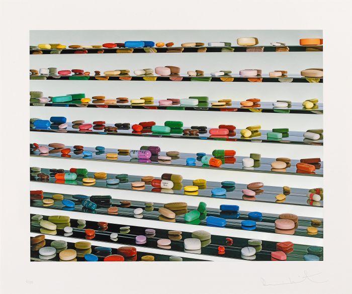 Damien Hirst-Utopia-2012