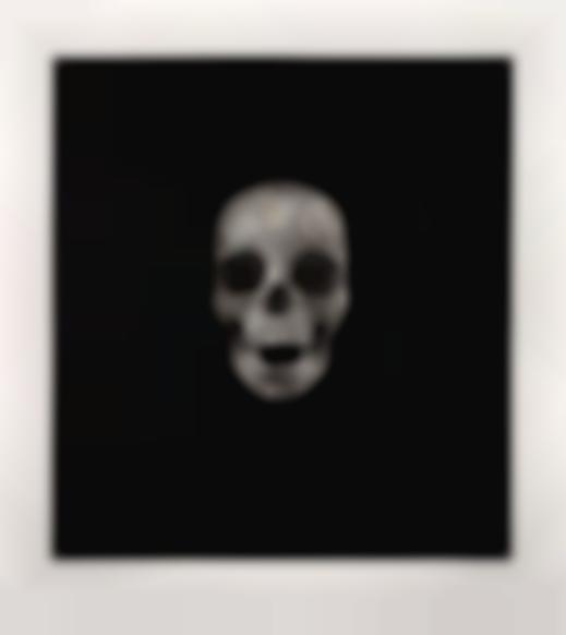 Damien Hirst-Victory Over Death (Diamond Skull)-2008
