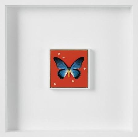 Damien Hirst-Warm Love-2008