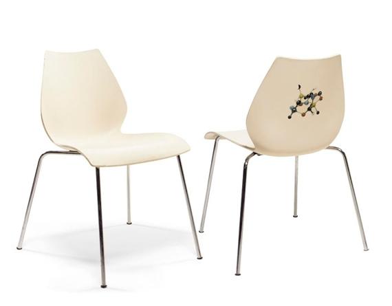 Damien Hirst-White Pharmacy Chair-1998