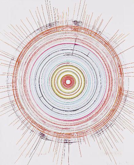 Damien Hirst-Windmills of my Mind-2002