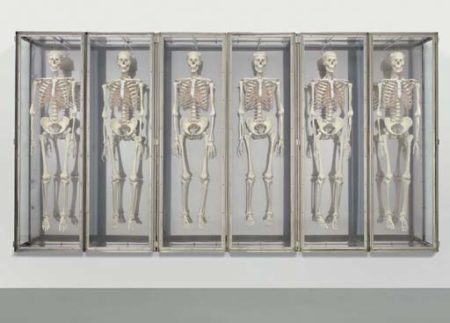 Damien Hirst-Yes, But How Do You Really Feel-1996