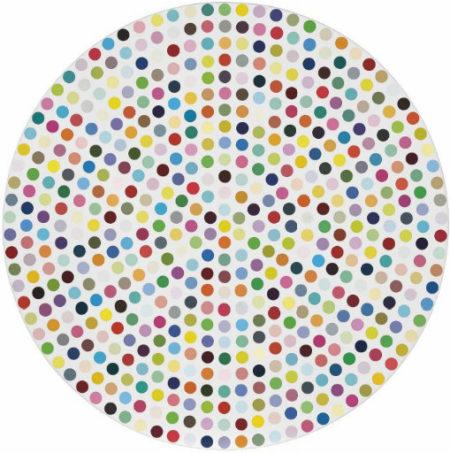 Damien Hirst-Zinc Chloride-2002
