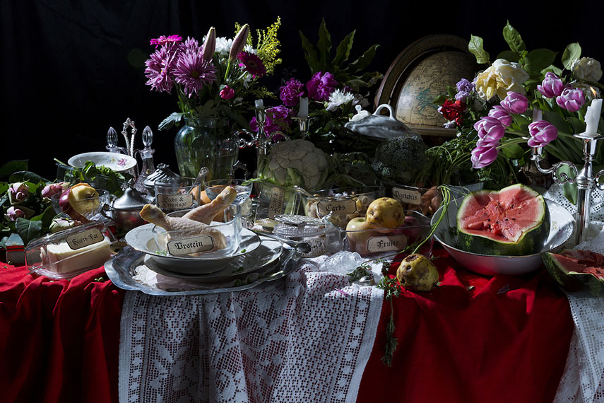 Mary, the Crown Princess of Denmark, Perfect Portions Diet