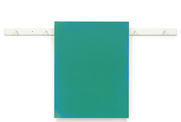 Dan Rees-Shaker Peg Painting (Jv)-2013