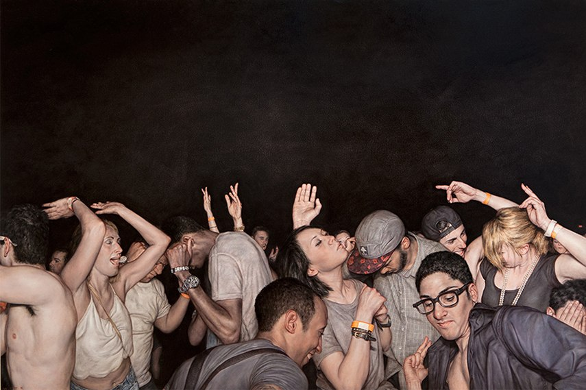 Dan Witz - Brite Night 2